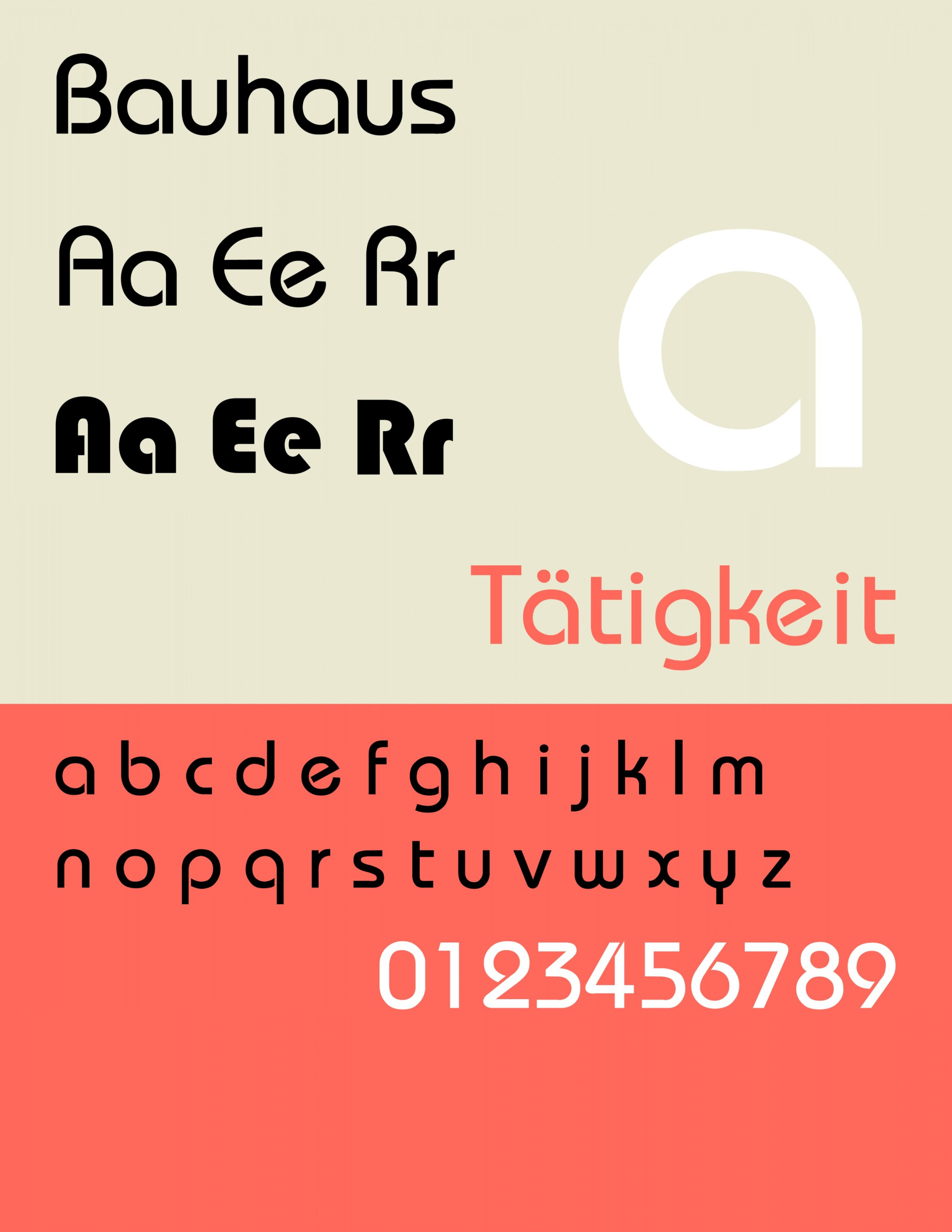 Bauhaus_and_Bauhaus_93_Typeface